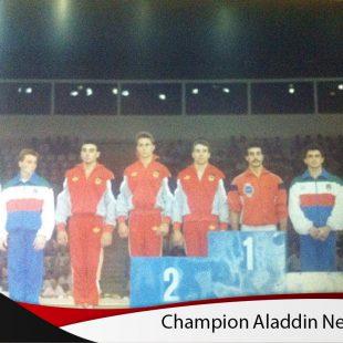 Champion Aladdin Nemo