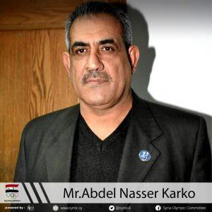 Mr.Abdel Nasser Karko