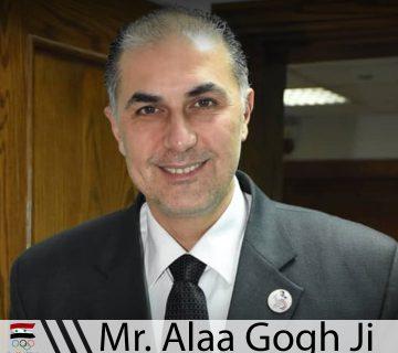 Mr.Alaa Gogh Ji