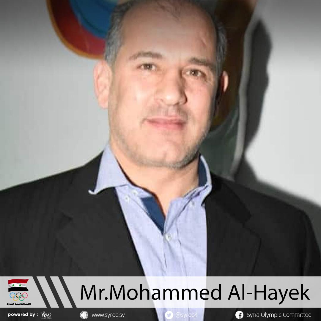 Mr.Mohammed Al-Hayek