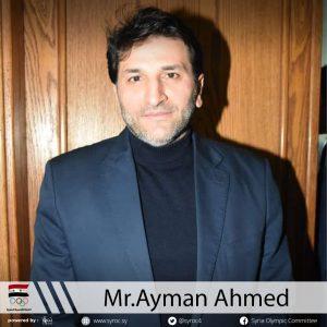 Mr.Ayman Ahmed