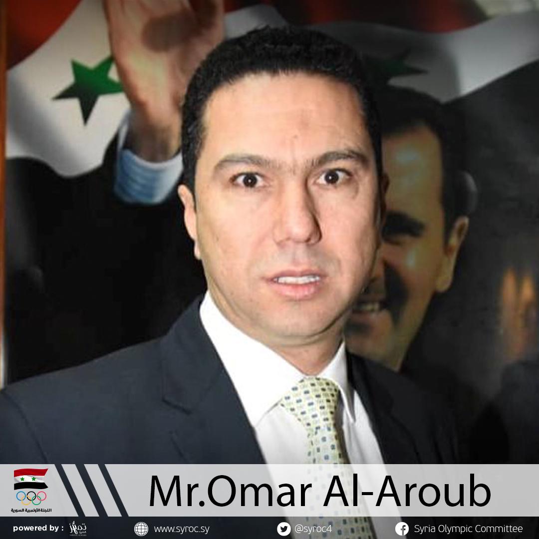 mr.omar al-aroub