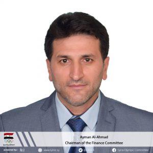 Ayman al ahmad