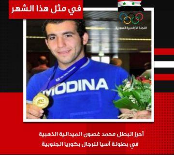 محمد غصون